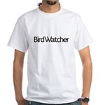 BirdWatcher White T-Shirt