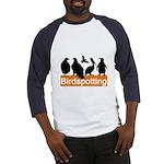 Birdspotting Baseball Jersey