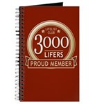 Lifelist Club - 3000 Birder's Field Journal