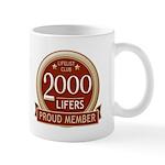 Lifelist Club - 2000 Mug
