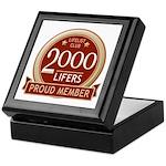 Lifelist Club - 2000 Keepsake Box