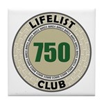 Lifelist Club - 750 Tile Coaster