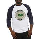 Lifelist Club - 750 Baseball Jersey