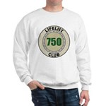 Lifelist Club - 750 Sweatshirt