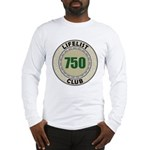Lifelist Club - 750 Long Sleeve T-Shirt