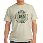 Lifelist Club - 750 Light T-Shirt