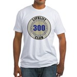 Lifelist Club - 300 Fitted T-Shirt
