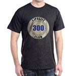 Lifelist Club - 300 Dark T-Shirt