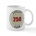 Lifelist Club - 250 Mug