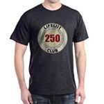 Lifelist Club - 250 Dark T-Shirt