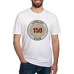 Lifelist Club - 150 Fitted T-Shirt