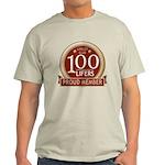 Lifelist Club - 100 Light T-Shirt