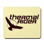 Thermal Rider Mousepad