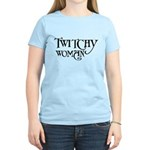 Twitchy Woman Women's Light T-Shirt