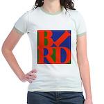 Pop Art Bird Jr. Ringer T-Shirt
