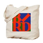 Pop Art Bird Tote Bag