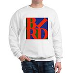 Pop Art Bird Sweatshirt