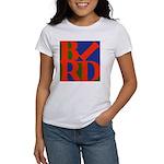 Pop Art Bird Women's T-Shirt
