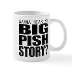 Big Pish Story Mug