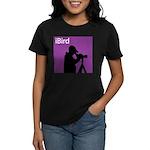 iBird (purple) Women's Dark T-Shirt