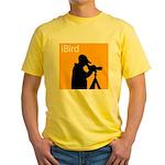iBird (orange) Yellow T-Shirt