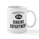 Property of Ringing Department Mug
