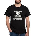 Property of Ringing Department Dark T-Shirt