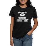 Property of Banding Dept Women's Dark T-Shirt