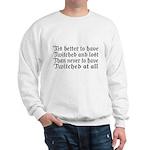 Twitched & Lost... Sweatshirt