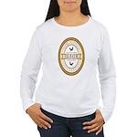100% Genuine Birder Women's Long Sleeve T-Shirt