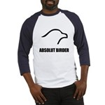 Absolut Birder Baseball Jersey