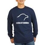 Absolut Birder Long Sleeve Dark T-Shirt