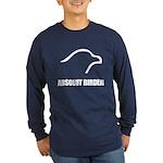 Absolut Birder Long Sleeve Dark T-Shirt