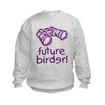 Future Birder Kids Sweatshirt