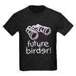 Future Birder Kids Dark T-Shirt