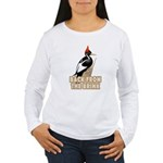 Back from Brink Women's Long Sleeve T-Shirt