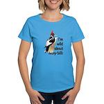 I'm Wild About IBWOs Women's Dark T-Shirt