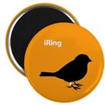 iRing (orange) Magnet