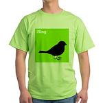 iRing (green) Green T-Shirt