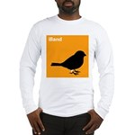 iBand (orange) Long Sleeve T-Shirt