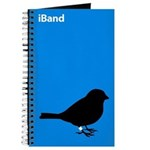 iBand (blue) Journal