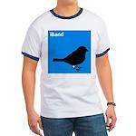 iBand (blue) Ringer T