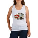 I'm with the Banders Women's Tank Top