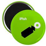 iPish (green) Magnet