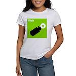iPish (green) Women's T-Shirt