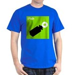 iPish (green) Dark T-Shirt