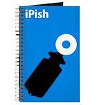 iPish (blue) Journal