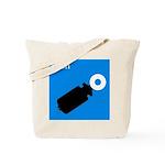 iPish (blue) Tote Bag