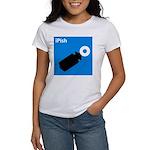 iPish (blue) Women's T-Shirt