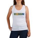 Pisher made of Elements Women's Tank Top
